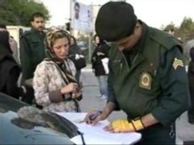 Iranian police hunt dress code violators