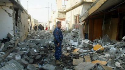 Iraqi death toll rises to 111 in the worst wave of attacks in two years (PHOTOS)