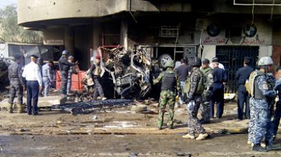 Death toll rises to 40 in Iraq blast, at least 75 wounded - police