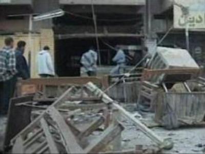 Iraq suicide bomber kills at least 26
