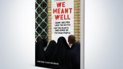 After returning home from Iraq Peter Van Buren wrote a book which has provoked the ire of the State Department.