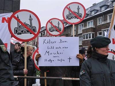 Europe's pot of Islamic debate is boiling