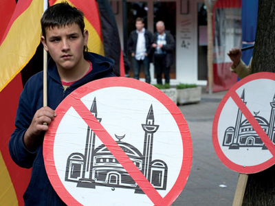 Multikulti breeds distrust in Germany