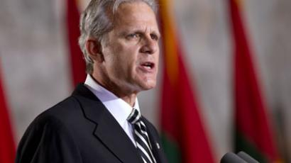 Ambassador of Israel to the United States Michael B. Oren (Reuters / Benjamin Myers)