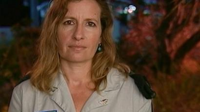 Avital Leibovich, official Israel Defense Forces Spokesperson to the international press.
