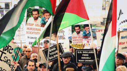Israelis and Palestinians call on UN to act