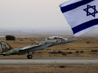 An Israeli F-15 fighterjet (AFP Photo / Jack Guez)