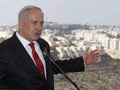 Israel's Prime Minister Benjamin Netanyahu. (Reuters)