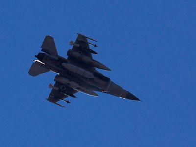 An Israeli F16 fighter jet.(Reuters / Amir Cohen)