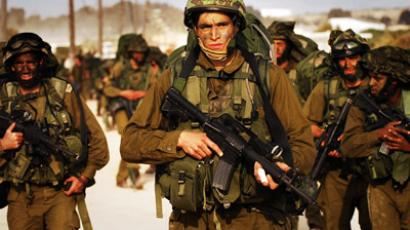Israeli Defence Forces (IDF) soldiers (Reuters / Neil Cohen / IDF / Handout)