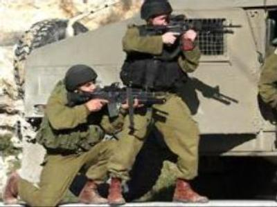 Israeli forces continue raid on West Bank city of Nablus