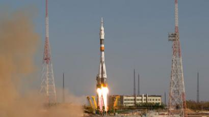 Soyuz spaceship makes harmonious docking with ISS