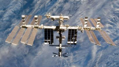 International Space Station (AFP Photo/NASA)