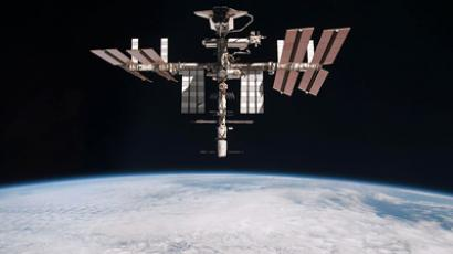 International Space Station (ISS) (AFP Photo / NASA)