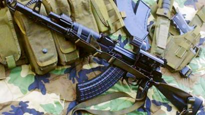 Kalashnik-off: Army rejects legendary rifle