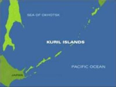Japanese poachers detained in Russian territorial waters