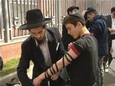 Jews celebrate Lag BaOmer