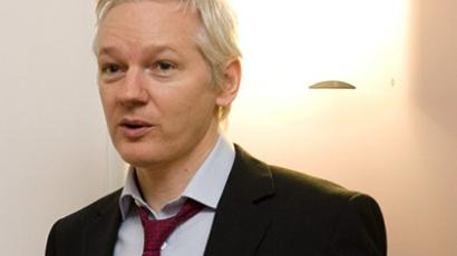 Wikileaks founder Julian Assange. (AFP Photo / Leon Neal)