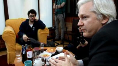 Assange guests grilled: Is FBI collecting 'evidence' for indictment?