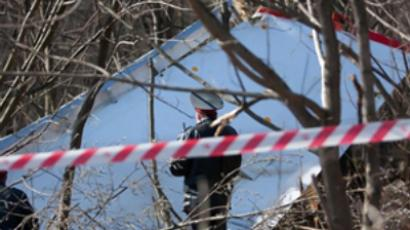 Conspiracy theories over Kaczynski plane crash persist