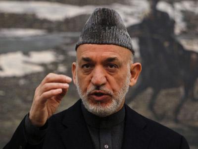 Afghan President Hamid Karzai (Reuters/Omar Sobhani)