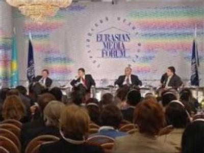 Kazakhstan Media Forum turns political
