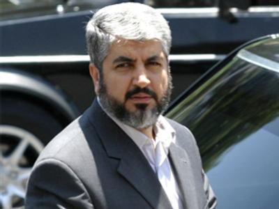 Khaled Mashal profile