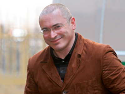 Khodorkovsky: What oil do you mean?