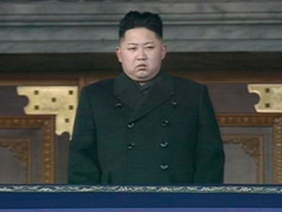 North Korea's new leader Kim Jong-un (Reuters / KRT via Reuters TV)