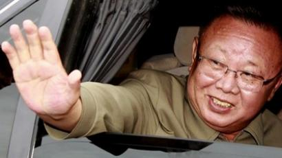 North Korea's leader Kim Jong-Il (AFP Photo / Getty Images)