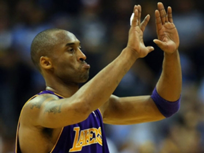 Kobe pushes Lakers into NBA final series