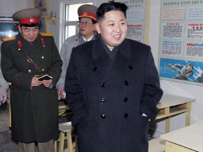 Kim Jong-un (AFP Photo / KCNA)