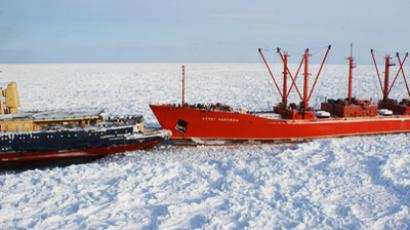 Russian rescue: Alaskan emergency brings first ever winter fuel delivery