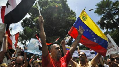 Venezuela's electoral campaign closes with massive rallies (PHOTOS, VIDEO)