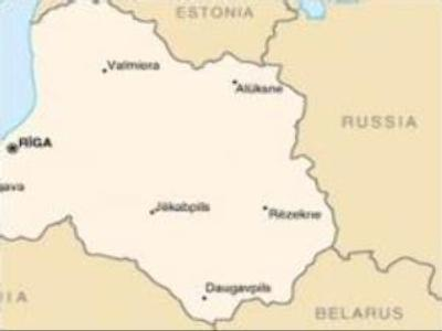 Latvia to abjure territorial claims to Russia