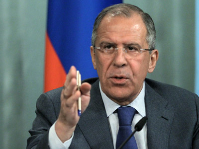 Syrian government ready to withdraw together with opposition – Lavrov