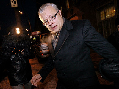 Businessman Aleksandr Lebedev (RIA Novosti / Andrey Stenin)