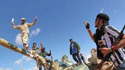 Syrian opposition pushing Libyan scenario