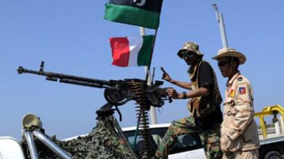 'Before NATO intrusion, Libya was African Switzerland'