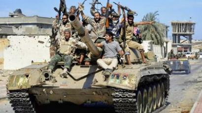 Ruin & Rebuild: Warfare worth $300bln Libya windfall