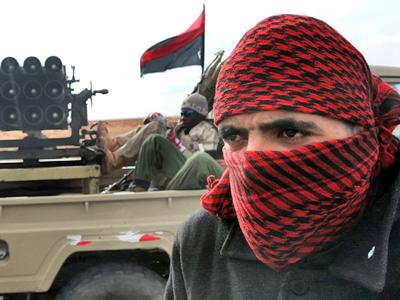 Libya rebels condemn NATO