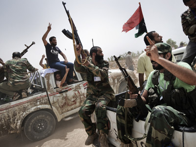 Libya deploys troops to quell clashes between rival groups