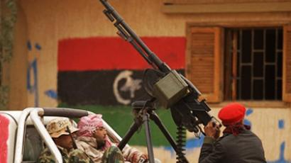Report: Egypt arming Libyan rebels