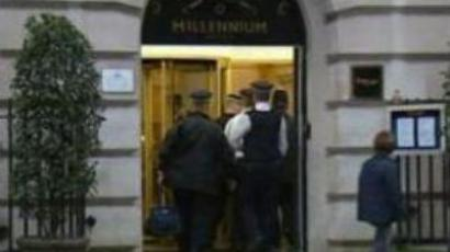 Interpol displays extradition impotence