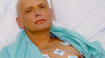 Litvinenko's father: I was sure he was no traitor