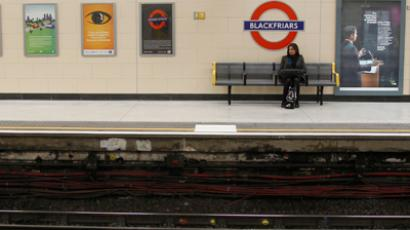 "Olympics turn London into ""ghost town"""