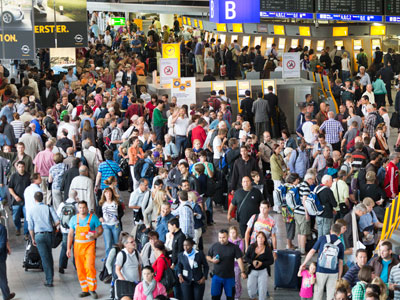 Lufthansa strike: 26,000 stranded, hundreds of flights canceled (PHOTOS)