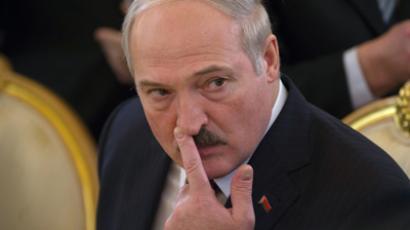 President Alexander Lukashenko of Belarus (RIA Novosti / Sergey Guneev)