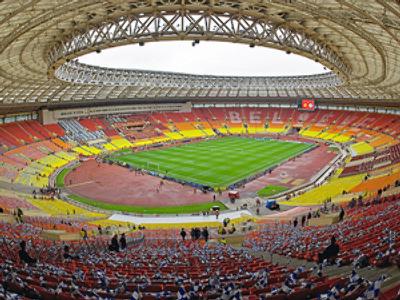 Luzhniki proving Russia's sports and health center status