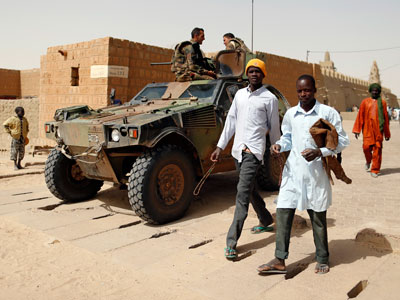 Captured Islamists say Malian military tortured them